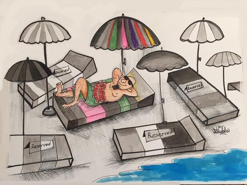 Nasrettin Hoca Karikatür yarışması 2016