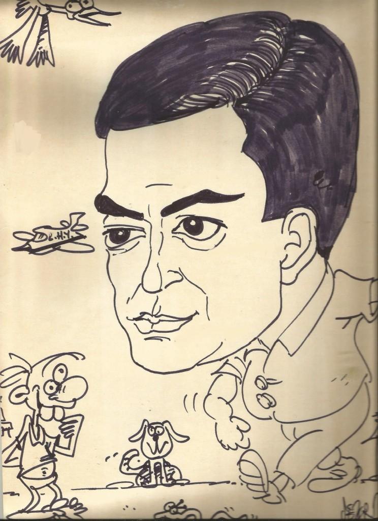 Sezer Dönmezin yine farklı bir Lütfü Çakın portresi
