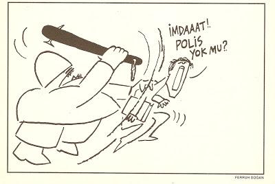 ferruh-karikatür polis