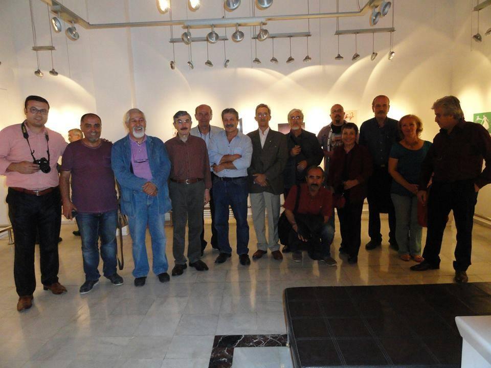 İzmir'li karikatürcüler