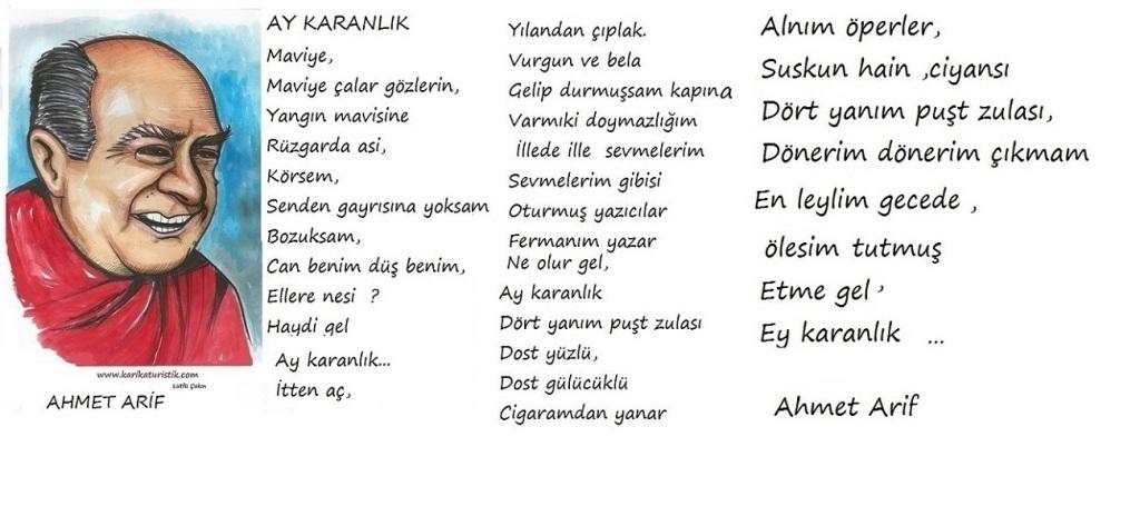 Ahmet Arif,
