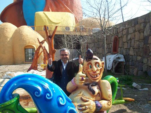 Mustafa Yıldız ve cin