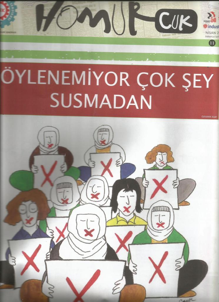 Kapak Karikatürü Canol Kocagöz