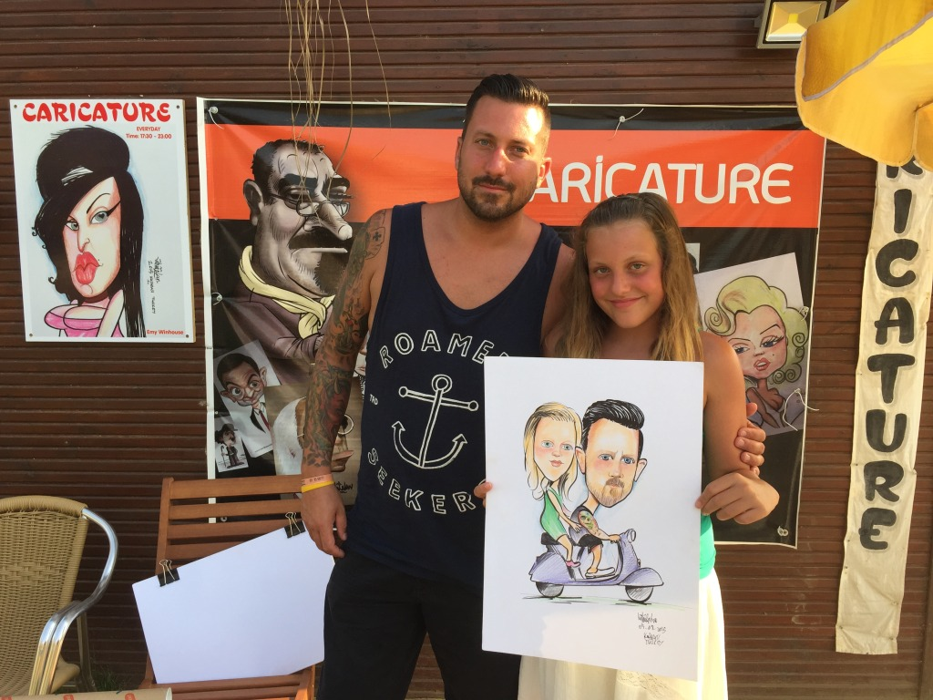 Avusturyalı Baba ve kızı
