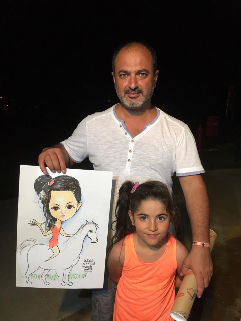 Ankara' lı  Baba ve Kızı