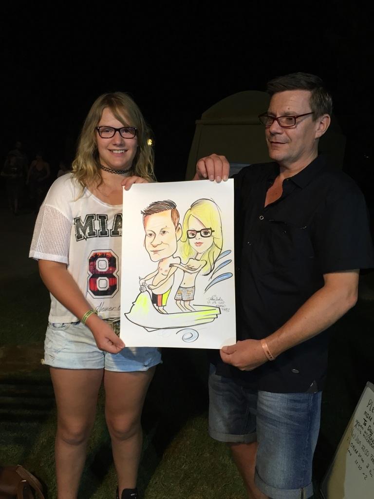 Alman Baba ve Kızı