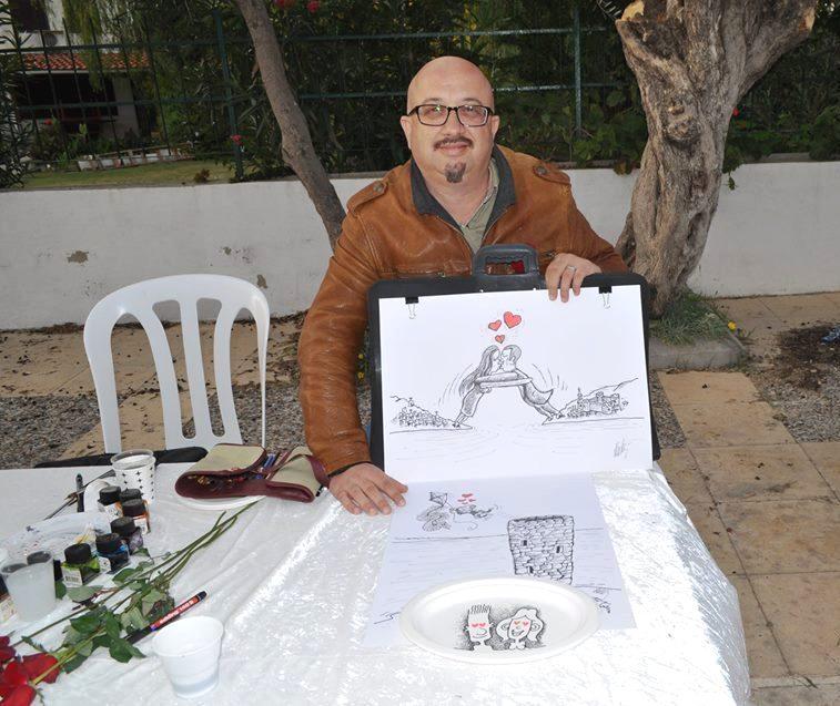 Çeşmeli Karikatürcü Murteza Albayrak