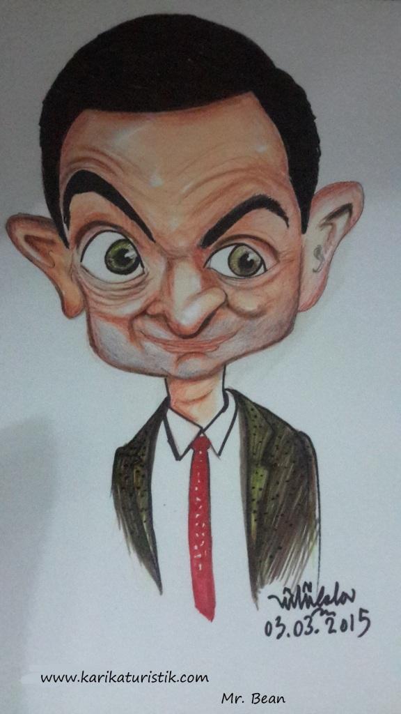 MR Bean İngiliz komedyen