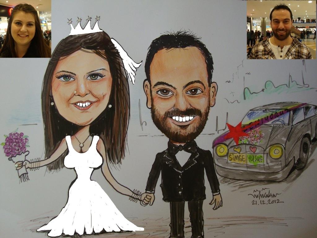 Evlilik Yıldönümü anısı