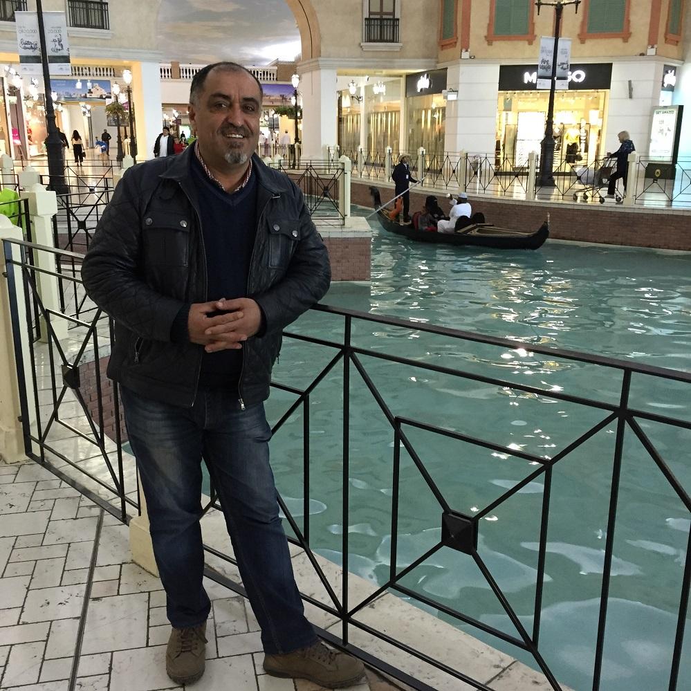 Venedik Gondolu