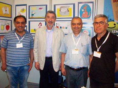 Lütfü Çakın, Semih Poroy, Mustafa Yıldız,Ahmet Zeki Yeşil