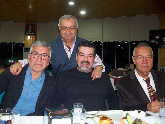 Ahmet Zeki Yeşil Mustafa Yıldız  Murat Asın Kenan YOLDAŞ