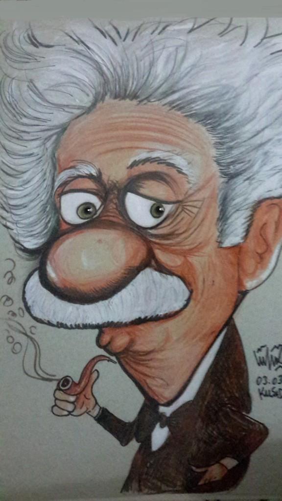 Einstein/Germany Bilim adamı - Filozof