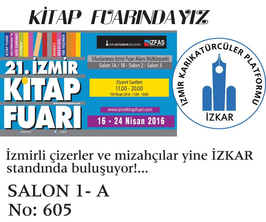"""Kitap fuarı İzmir """"TÜYAP """""""