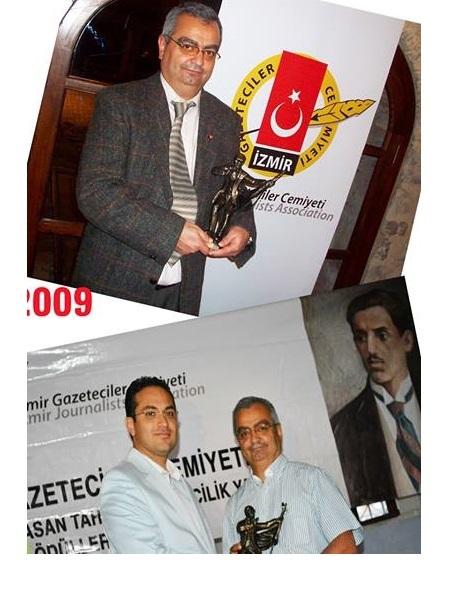 Daha önceki yıllarda İGC   ÖDÜLLERİ ALMIŞTI.