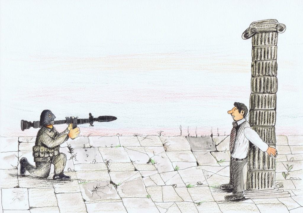 İl  Özel  İdaresi Özel ödülü alan  Karikatürüm.
