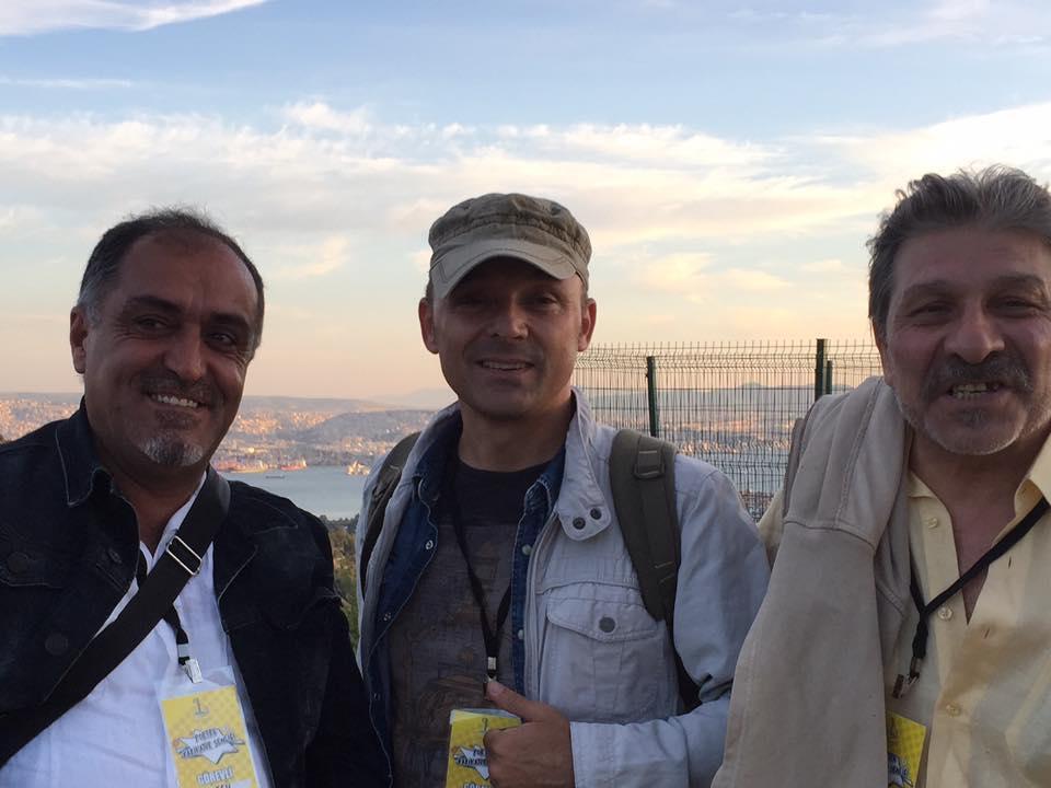 Lütfü Çakın Halit Kurtulmuş Aytoslu Turan İyigün  Cankuşlar