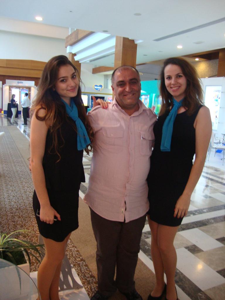 Antalya Tıp kongresi expo fuarı