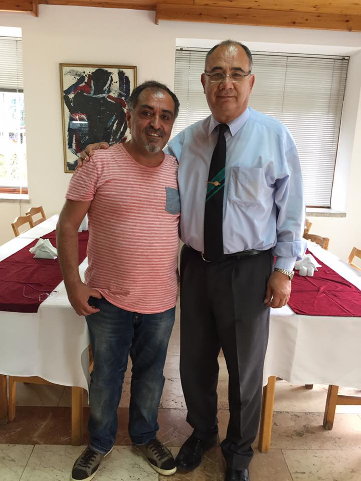 Milletvekili Dr. Arif Albayrak'la mecliste görüştük.