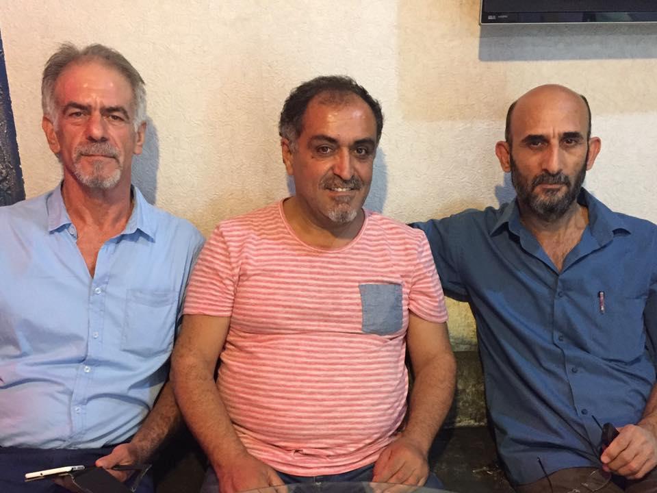 Mustafa Tozakı Lütfü Çakın Hüseyin Çakmak