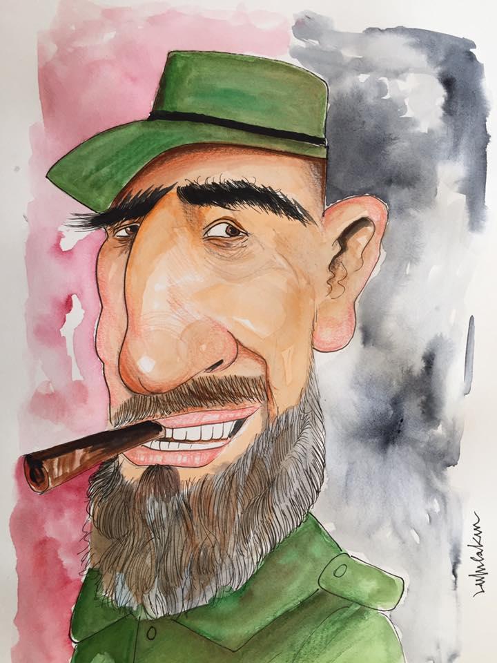 Küba Devlet Başkanı Fidel CASTRO 1926-2016