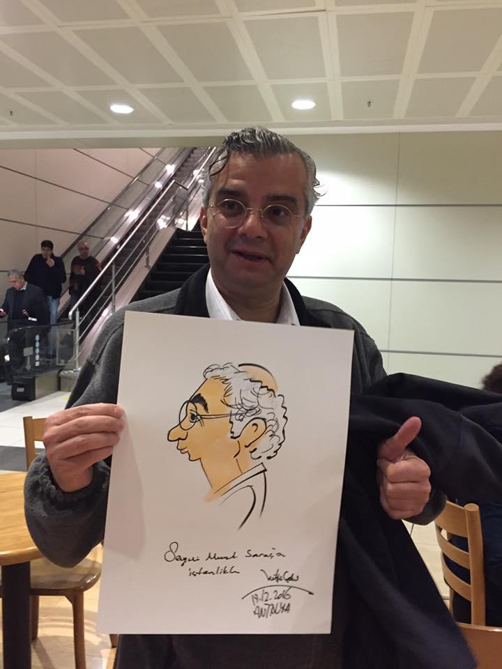 Sevgili Dostum Murat  Saraç  Kuşadası  Antalya aırport