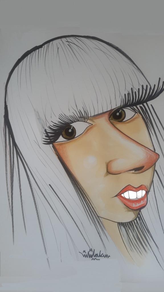 Leydi Gaga....