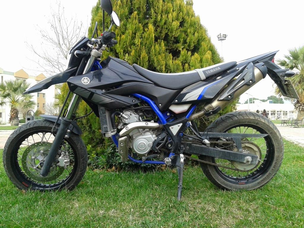 Yamaha WR 125  2014 Model
