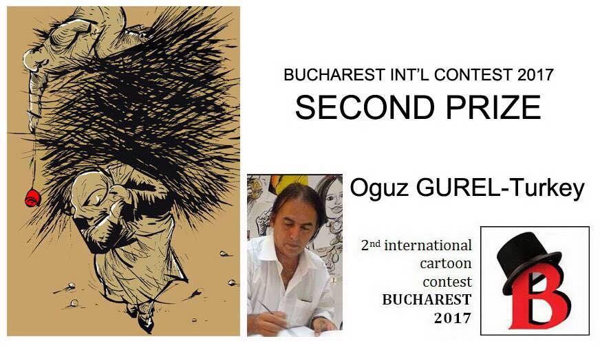 Romanya'dan ikincilik ödülü