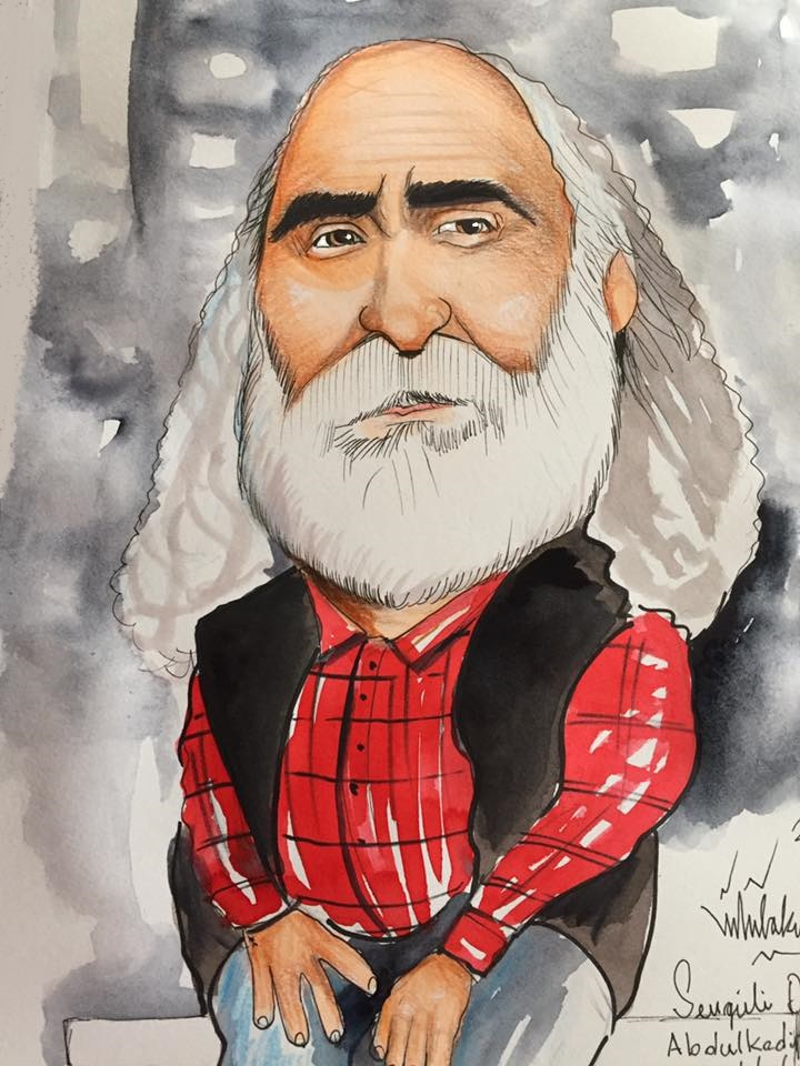 Abdulkadir Hazman Edebiyatçı