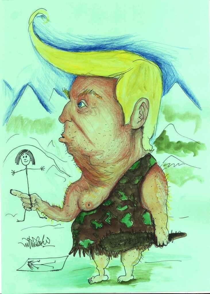 Donalt Trump ...