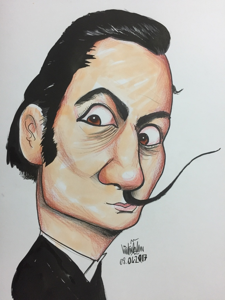 Salvador DALİ