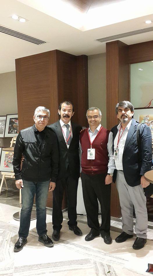 A. Zeki Yeşil.Önder Önerbay Mustafa Yıldız. Hasan Ceylan