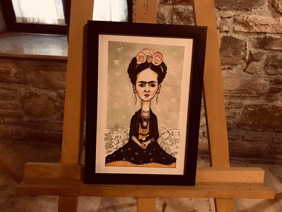 Frida Kahloo