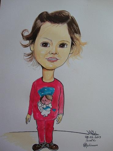 Çocuk çizim