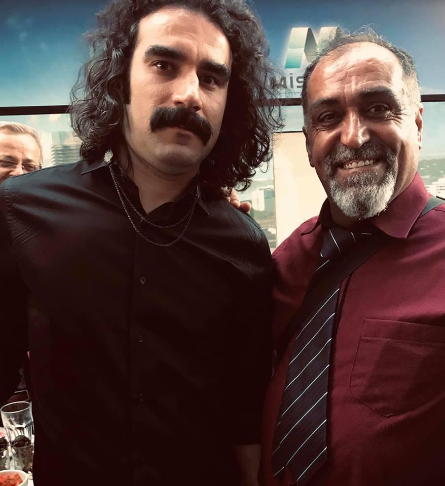 Mahmood Azadnia /İran Prof.Atilla Özer özel ödülü